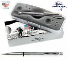 Fisher Space Pen #400WCCL / Chrome X-Mark Bullet Pen with Pocket Clip