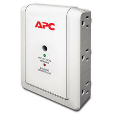 APC® P6W Essential SurgeArrest 6 Outlet Wall Mount Surge Suppressor 1080J