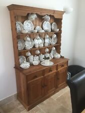 SOLID PINE COUNTRY FARMHOUSE STYLE WELSH DRESSER