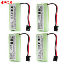 4X Rechargeable Cordless Home Phone Battery For Uniden BT-1016 BT-1021 BT-1008
