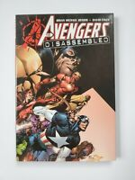 Avengers Disassembled Marvel Deluxe Hardcover TPB Bendis Finch 2006