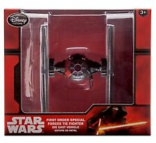 Disney Star Wars Force Awakens Die Cast Tie Fighter First Order Special Forces