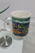STARBUCKS  mug Winter Christmas Farmers Market Public Market » Coffer