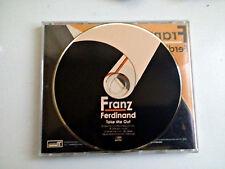 FRANZ FERDINAND  -  TAKE ME OUT. - US PROMO CD SINGLE (2004)