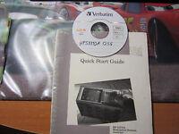 Hewlett-Packard Agilent Keysight HP53310A Quick Start Guide on CD WORLDW. SHIP.