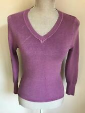 Womens Pink Jumper Size 8 (55)