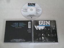 GUN/TAKING ON THE WORLD(A&M RECORDS 397007-2) CD ALBUM