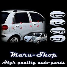 Chrome Door Handle Catch Cover Trim for 97~05 Chevrolet Spark/Matiz/Exclusive
