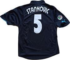 maglia Lazio Stankovic Siemens Champions Puma Player 2002-03 home shirt M