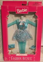 Barbie Doll Outfit - 1997 Fashion Avenue Party 18156 Nrfb Blue