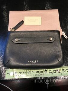 Radley Black Zip Coin Purse