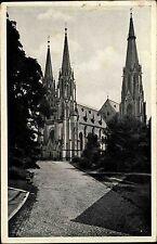 Ölmütz Olomouc Tschechien Česká Mähren AK ~1940 Dom dóm Kirche kostel Kathedrale