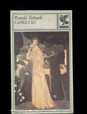 Ronald Firbank - Capriccio - Guanda 1984  R