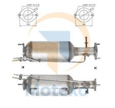 DPF VOLVO S40 2.0TD DPF 136 bhp D4204T 3/04>4/10