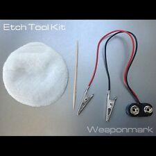 Weaponmark Etch Tool Kit For All Ak Stencils