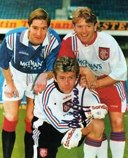 Andy Goram (Rangers) signed picture