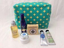 NEW L'OCCITANE 7pc SET Shea & Almond Soap, Hand Creams, Shower Oil, Toner + MORE