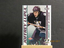 2003-04 Pacific Heads Up #101 Joffrey Lupul RC