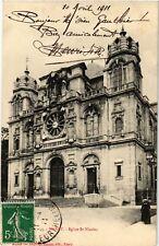 CPA  Nancy - Eglise St-Nicolas  (484151)