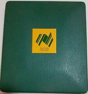 The Australian Bicentennial Teaspoon Collection 1788-1988 Excellent Condition