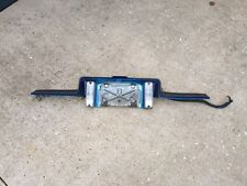 1978 1979 OLDSMOBILE CUTLASS LICENSE PLATE AND BACK UP LAMP PANEL W BOTH LENSES!