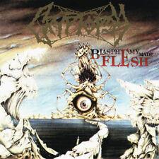 Cryptopsy - Blasphemy Made Flesh LP CLEAR VINYL 250 - DEATH METAL - Sealed