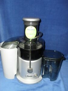 BREVILLE JUICE FOUNTAIN 850 WATT JE95XL JUICER