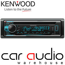 Kenwood KDC-210Ui - CD MP3 USB AUX iPhone Car Stereo Radio Player Multi Display