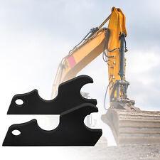 Vevor Excavator Quick Attach Bucket Ears Compatible With Kx040 Kx71 Kx91 Kx121