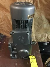NORD SK 90LP/4 CUS TW 3 PH 2HP Right-Angle Motor/Reducer(12080-90LP/4 CUS TW)