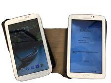 2- Samsung Galaxy Tab 3 SM-T210 8GB, Wi-Fi, 7in - White