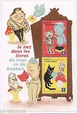 2010 België blok 150 Europa CEPT kinderboeken - children's books