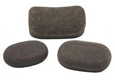 HOT STONE MASSAGE: Large Basalt Stones Set  [A]