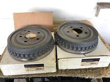 Lot of 2 Wagner BD60845 Premium Brake Drum, Rear Ford Taurus Mercury Sable NEW
