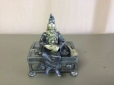 1998 Vandor Wizard Trinket Jewelry Box #78R