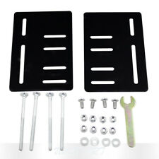 Hot Popular Vertical Modification Plates for Headboard Useful,1 pair