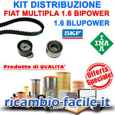 KIT DISTRIBUZIONE INA FIAT MULTIPLA 1.6 16V 1600 BIPOWER BLUPOWER 70 76 KW