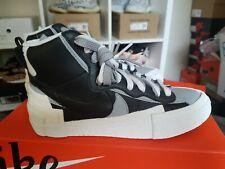 Nike x Sacai Blazer Mid Black UK4/US4.5