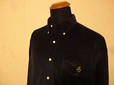 Polo Ralph Lauren Bear Cordoury Pocket Shirt - XL Camicia Botton Down Blaire Ski