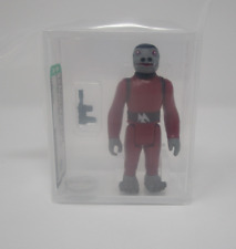 Red Snaggletooth 1978 STAR WARS Graded AFA 80 NM HK Coo J1 New Case