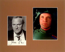 original Star Wars genuine autograph Imperial GENERAL VEERS / Julian Glover