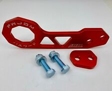 (Red) Password JDM Rear Tow Hook Honda Civic/Acura Integra. USA Seller!!