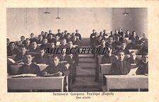 NAPOLI : Seminario Campano Posillipo - una scuola    1913