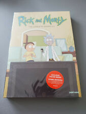 Rick and Morty Season 1-3 Box Set DVD Clearance