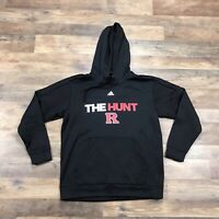 Rutgers Scarlet Knights Hoodie Sweatshirt Men's XL College Adult Football Team