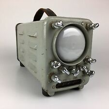 Vintage COSSOR OSCILLOSCOPE OSCILLOGRAPH  Model - 1039 M - Made in 50s RARE