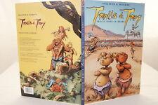 TROLLS DE TROY-TOME 6 TROLLS DANS LA BRUME-ARLESTON & MOURIER 2002