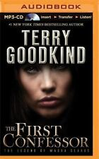 The First Confessor : The Legend of Magda Searus by Terry Goodkind (2016, MP3...