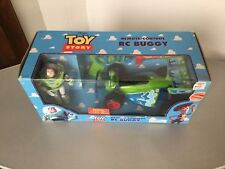 1996 #VINTAGE Disney Pixar Toy Story Remote Control RC Buggy with Buzz