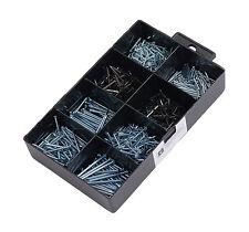 750pc Assortment Box of Nails and Tacks